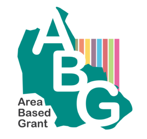 Area Based Grant logo