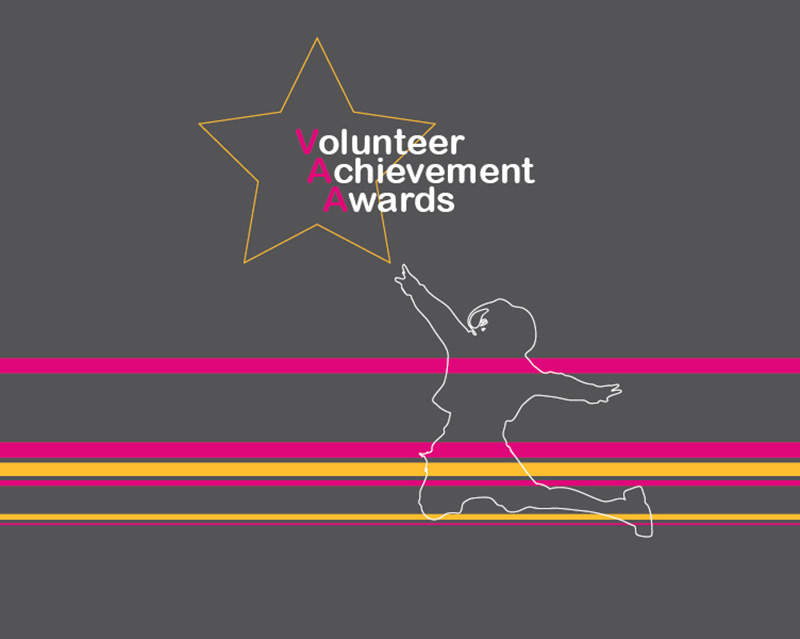 Volunteer Achievement Awards logo