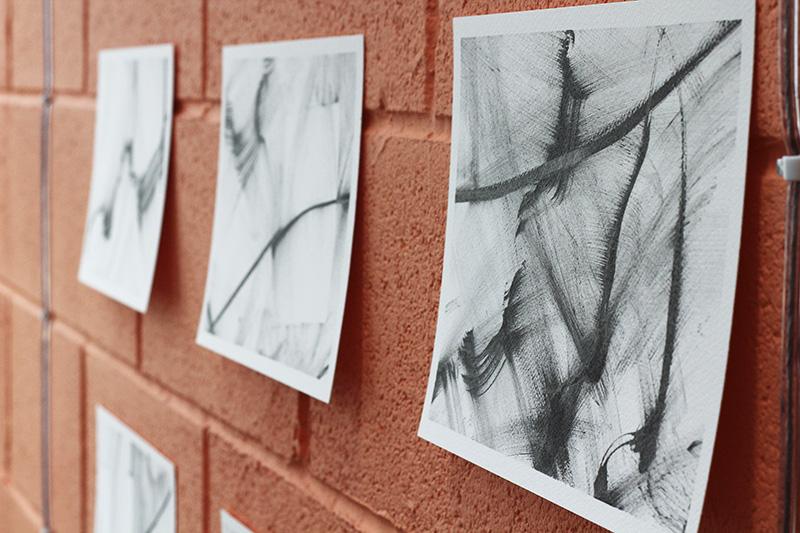LGS ink drawings