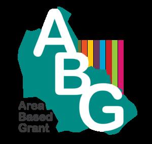 Area Based Grant logo